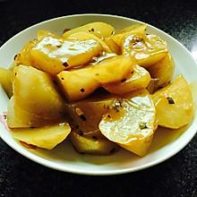 高汤白萝卜煲