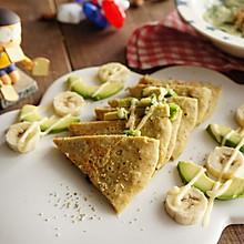 香蕉燕麦坚果小饼|缓解便秘