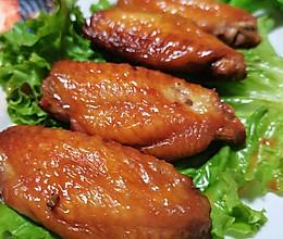 年夜饭之香烤鸡翅的做法