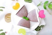 18M+牛奶豆沙雪糕(没有冰碴哦):宝宝辅食营养食谱菜谱的做法