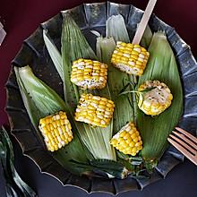 香草烤玉米(空气炸锅版)
