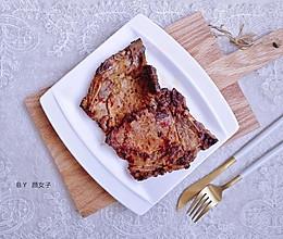 #肉食者联盟#香煎猪排|太美味啦的做法