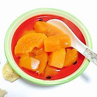 冰糖木瓜的做法图解3