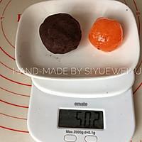 蛋黄酥的做法图解6