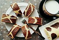 奶牛与长颈鹿蛋糕卷的做法