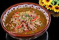 酸菜牛肉这样做非常入味好吃, 下饭非常棒的做法