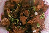 豆豉干鱼块的做法