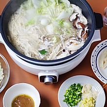 羊肉白菜粉丝锅#九阳玉京电火锅#