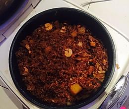 鸡肉土豆焖饭的做法