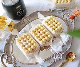 香浓豆乳小蛋糕
