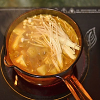 【泡菜汤】寒冬里香浓暖烘烘的辣汤是必备的做法图解6