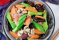 #少盐饮食 轻松生活#清爽低盐低脂菜--素炒时蔬的做法