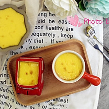 消耗蛋黃--法式焦糖布丁(免熬糖)