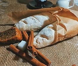 法棍面包机揉面发酵版 袖珍的做法