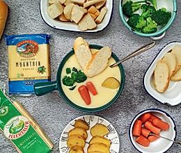 奶酪火锅的做法