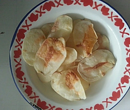 微波炉土豆片的做法