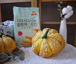 中秋面包直播启发之五仁燕麦南瓜面包的做法