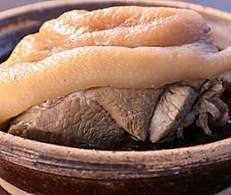 虾油露蹄髈:这样鲜美的蹄髈,不愿和人的做法