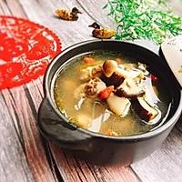 #精品菜谱挑战赛#养生汤+双菇煲鸡汤的做法图解15