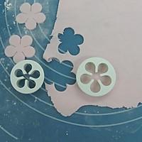 换个方式做翻糖花---翻糖蛋糕(七)---桃花盛开的做法图解28