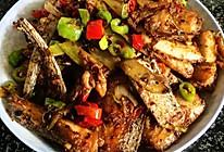 豆豉香煎带鱼段的做法