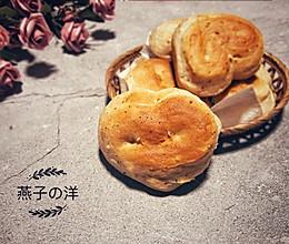 爱心之多谷物全麦面包的做法
