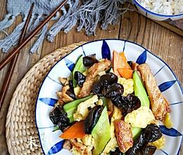 好吃不过家常菜——木须肉#硬核菜谱制作人#的做法