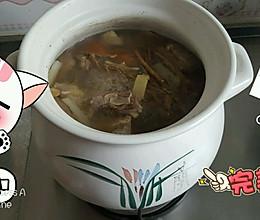 当归黄芪羊肉汤(补气血良品)的做法