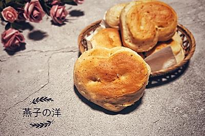 爱心之多谷物全麦面包