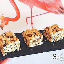 #憋在家里吃什么#秒杀各大品牌的沙琪玛