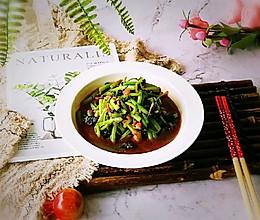 #炎夏消暑就吃「它」#素炒苋菜的做法