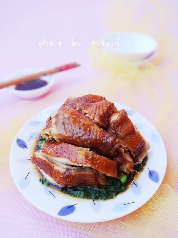 经典粤菜——家常豉油鸡