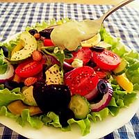 牛油果沙拉(附牛油果酱做法)的做法图解4