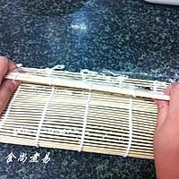 零厨艺------简单寿司的做法图解10