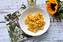 日行一膳之早餐蛋煎黄金玉米烙的做法