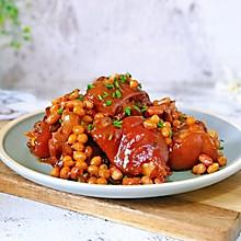 #肉食者联盟#黄豆焖猪蹄