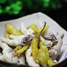 解馋小零食:泡椒凤爪