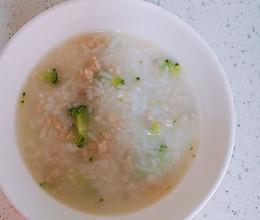 宝宝补钙补锌汤饭的做法