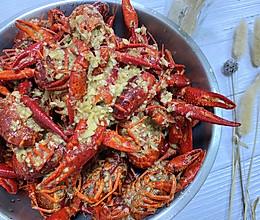 #舌尖上的端午#蒜泥小龙虾-味道真是绝了的做法