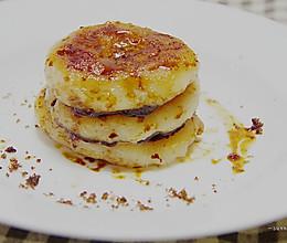 红糖糯米饼(糖油粑粑)的做法