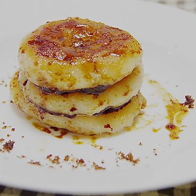 红糖糯米饼(糖油粑粑)