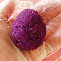 紫薯山药糕的做法图解7