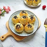 豆沙蛋黄酥#晒出你的团圆大餐#的做法图解22