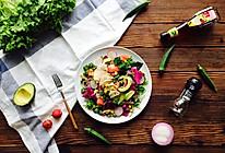 减脂增肌超低卡蔬菜沙拉的做法