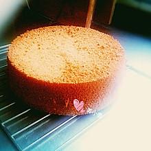 八寸戚风蛋糕~