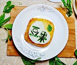 金灿灿的小米饼#一道菜表白豆果美食#