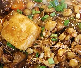 【彼得海鲜】家常菜下饭菜之十全十美八珍豆腐的做法