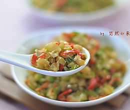 自制小菜---乌江榨菜的做法
