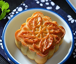 广式红豆沙月饼的做法