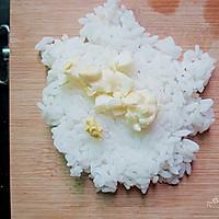 日式烤饭团的做法图解3